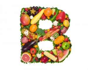 B vitamins are a group of water-soluble vitamins that play important roles in cell metabolism.
