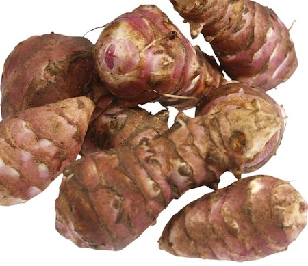 Jerusalem Artichokes Vegetable
