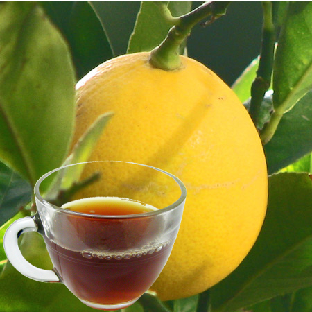 Meyer Lemon Tea
