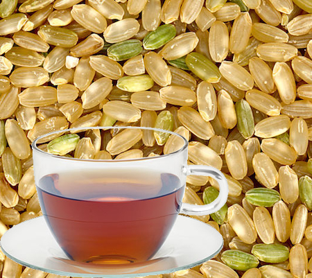Brown Rice Tea