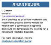 discloser copy
