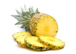 The pineapple that made Hawaii famous is not from Hawaii.