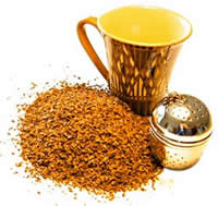 Honeybush tea is an indigenous herbal tea to South Africa, having a pleasant taste and flavour.