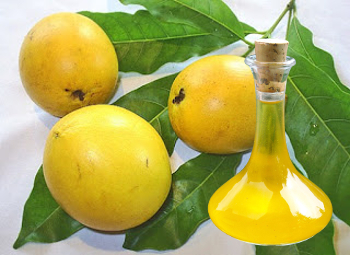 Abiu Fruit Oil