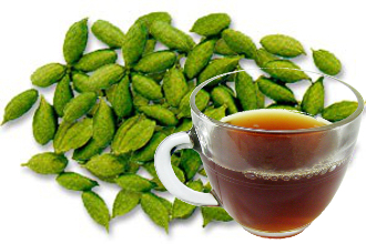 Cardamom Herb Tea