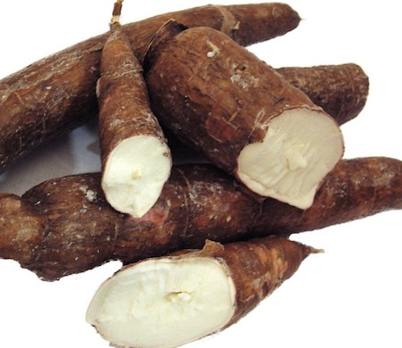 Cassava Vegetable